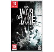 Deep Silver / Koch Media Nintendo Switch This War of Mine: Complete Edition