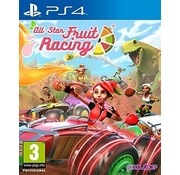 Pqube PS4 All-Star Fruit Racing