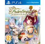 KT PS4 Atelier Sophie: The Alchemist of the Mysterious Book