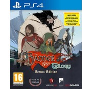505 Games PS4 The Banner Saga Trilogy Bonus Edition