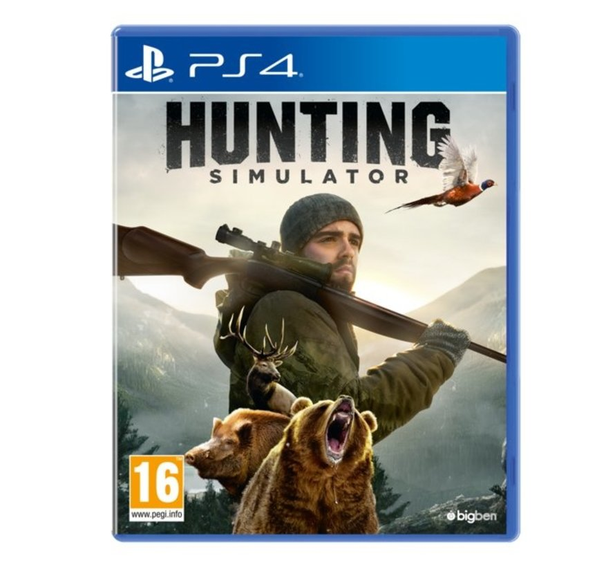 PS4 Hunting Simulator
