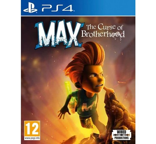 PS4 Max: The Curse of Brotherhood kopen
