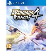 KT PS4 Warriors Orochi 4