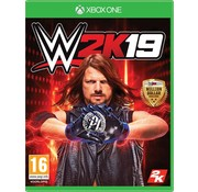 Take Two Xbox One WWE 2K19