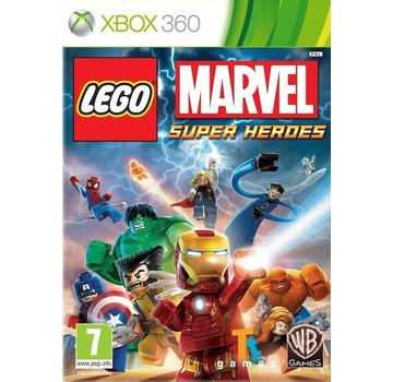 Warner Xbox 360 LEGO Marvel Super Heroes