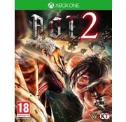 KT Xbox One A.O.T. Attack on Titan 2