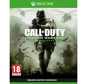 Activision Xbox One Call of Duty: Modern Warfare Remastered