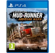 Focus PS4 Spintires: MudRunner American Wilds Edition