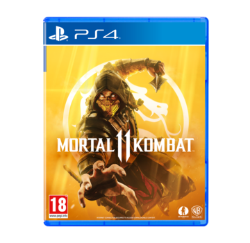 Warner PS4 Mortal Kombat 11