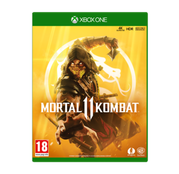 Warner Xbox One Mortal Kombat 11