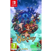 SOEDESCO Nintendo Switch Owlboy