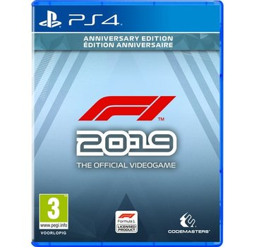Codemasters PS4 F1 2019 Anniversary Edition