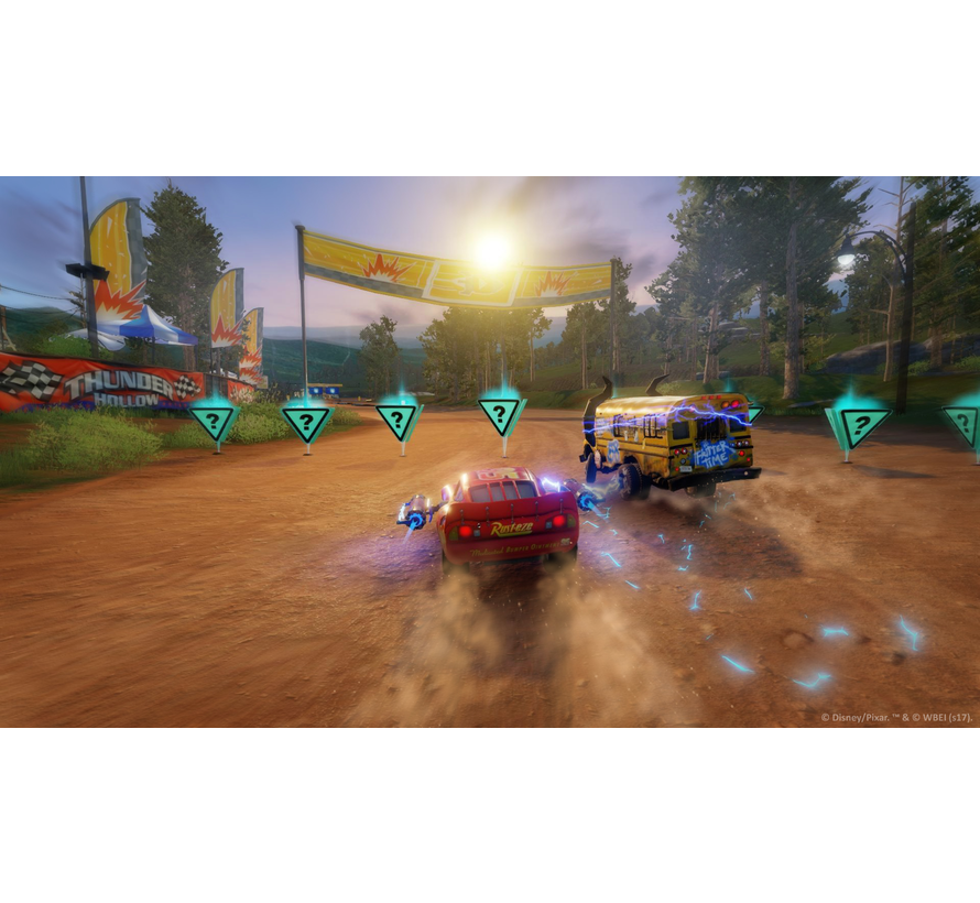 PS4 Cars 3: Driven to Win kopen