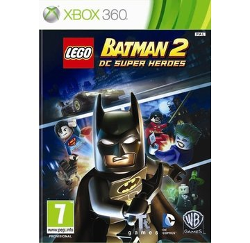 Warner Xbox 360 LEGO Batman 2: DC Super Heroes