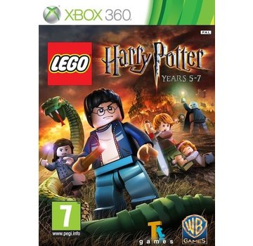 Warner Xbox 360 LEGO Harry Potter: Years 5-7