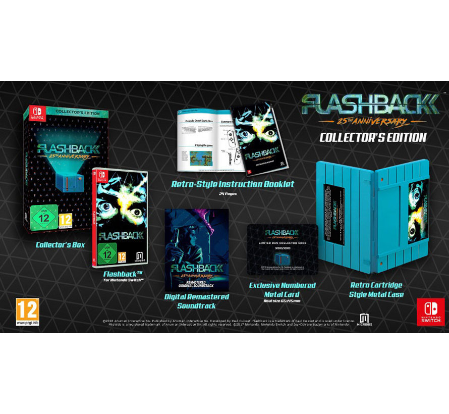 Nintendo Switch Flashback 25th Anniversary - Collectors Edition kopen