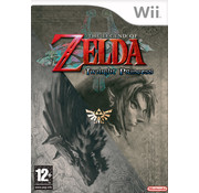 Nintendo Nintendo Wii The Legend of Zelda: Twilight Princess