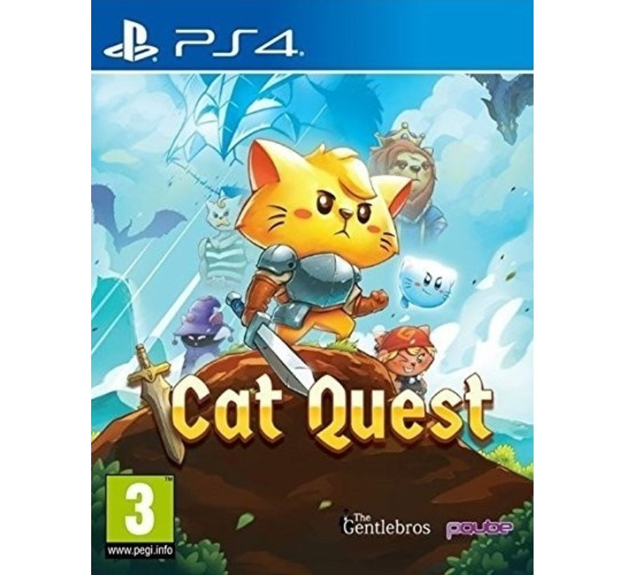 PS4 Cat Quest kopen