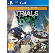 Ubisoft PS4 Trials Rising - Gold Edition