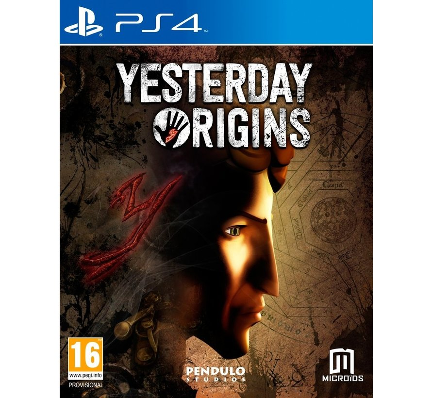 PS4 Yesterday Origins