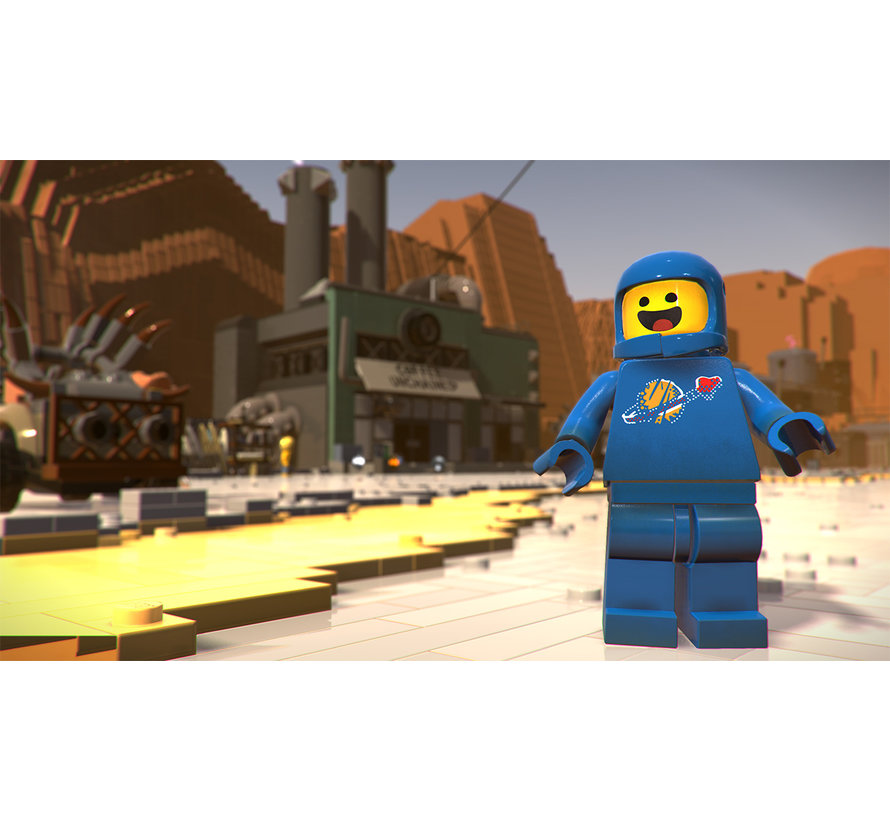 PS4 The LEGO Movie 2 Videogame kopen