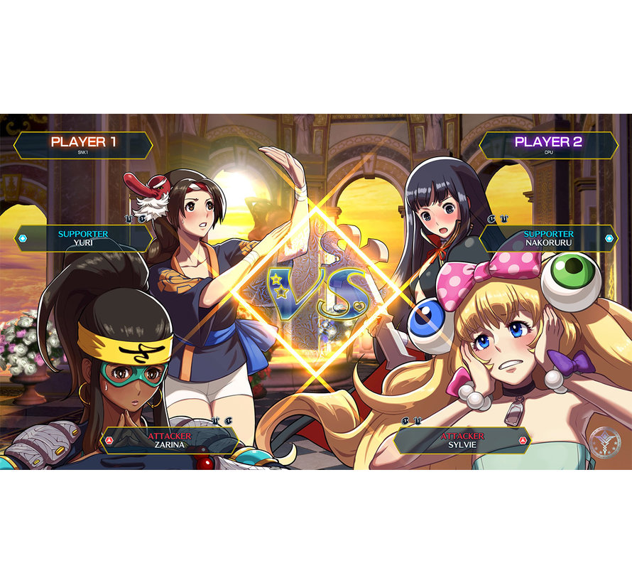 Nintendo Switch SNK HEROINES Tag Team Frenzy kopen