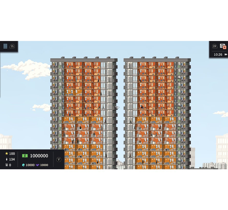 Nintendo Switch Project Highrise - Architect's Edition kopen