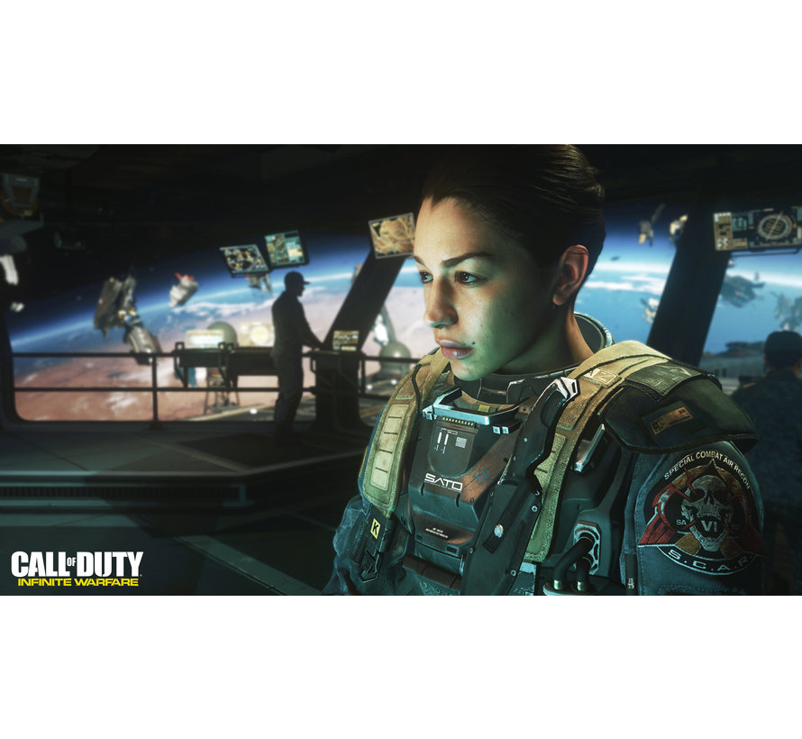 PS4 Call of Duty: Infinite Warfare - Legacy Edition kopen