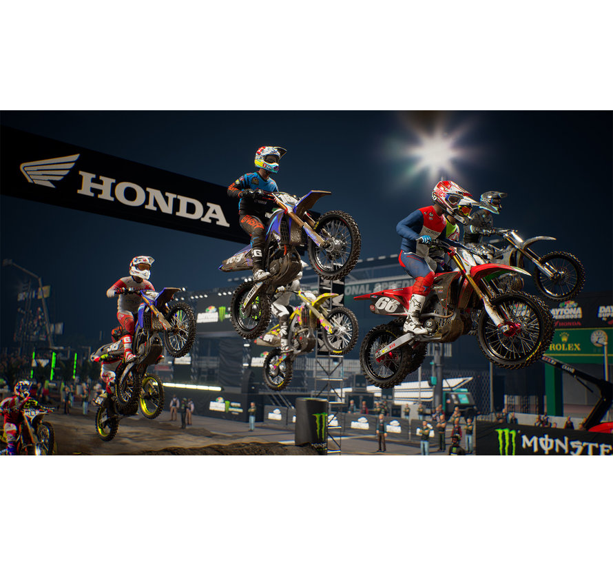 Xbox One Monster Energy Supercross 2 - The Official Videogame kopen
