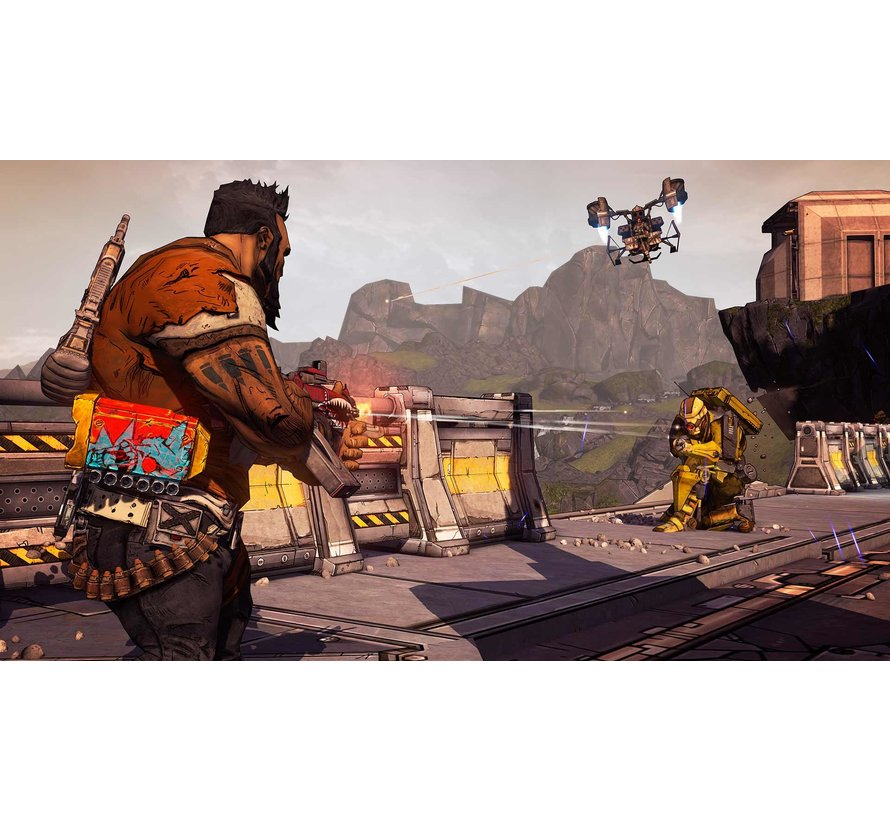 PS4 BORDERLANDS: THE HANDSOME COLLECTION kopen