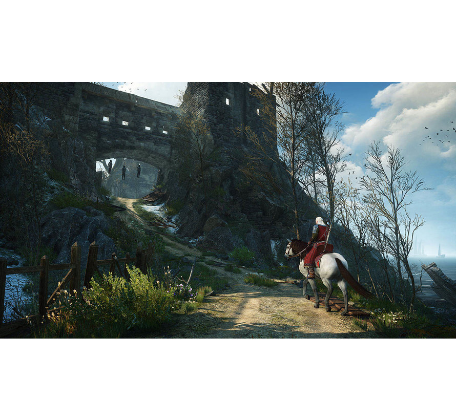 Xbox One The Witcher 3: Wild Hunt - Game of the Year Edition kopen