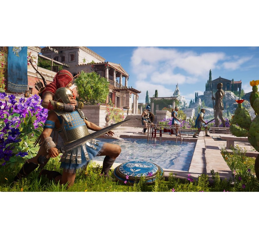 PS4 Assassin's Creed Odyssey kopen