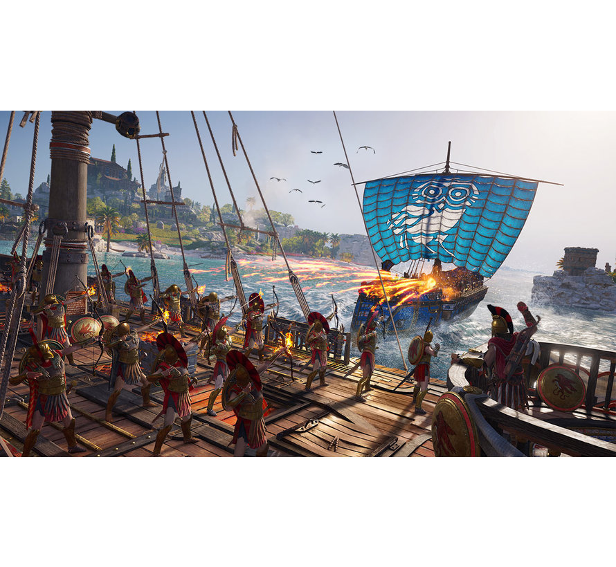 Xbox One Assassin's Creed Odyssey kopen