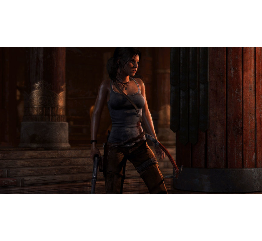 PS4 Tomb Raider: Definitive Edition kopen