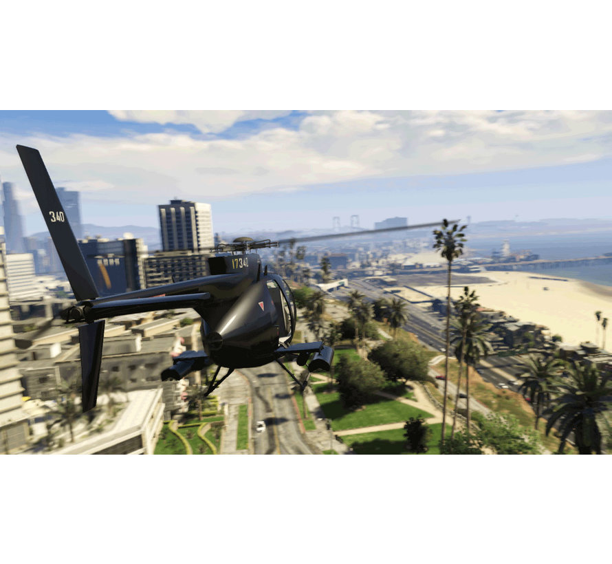 PS4 Grand Theft Auto V (GTA 5) kopen
