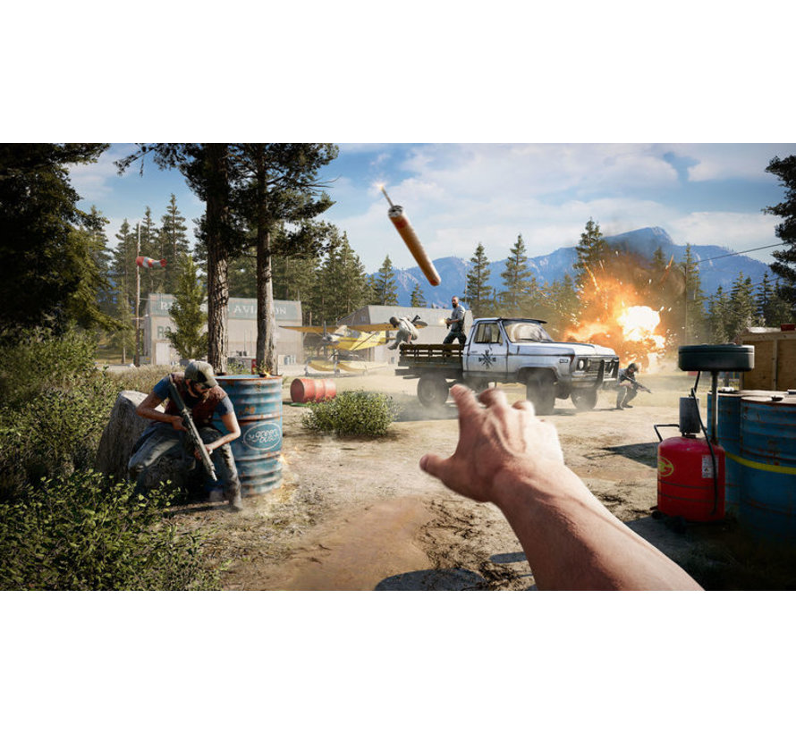 PS4 Far Cry 5 kopen