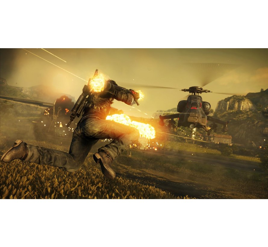 Xbox One Just Cause 4 kopen