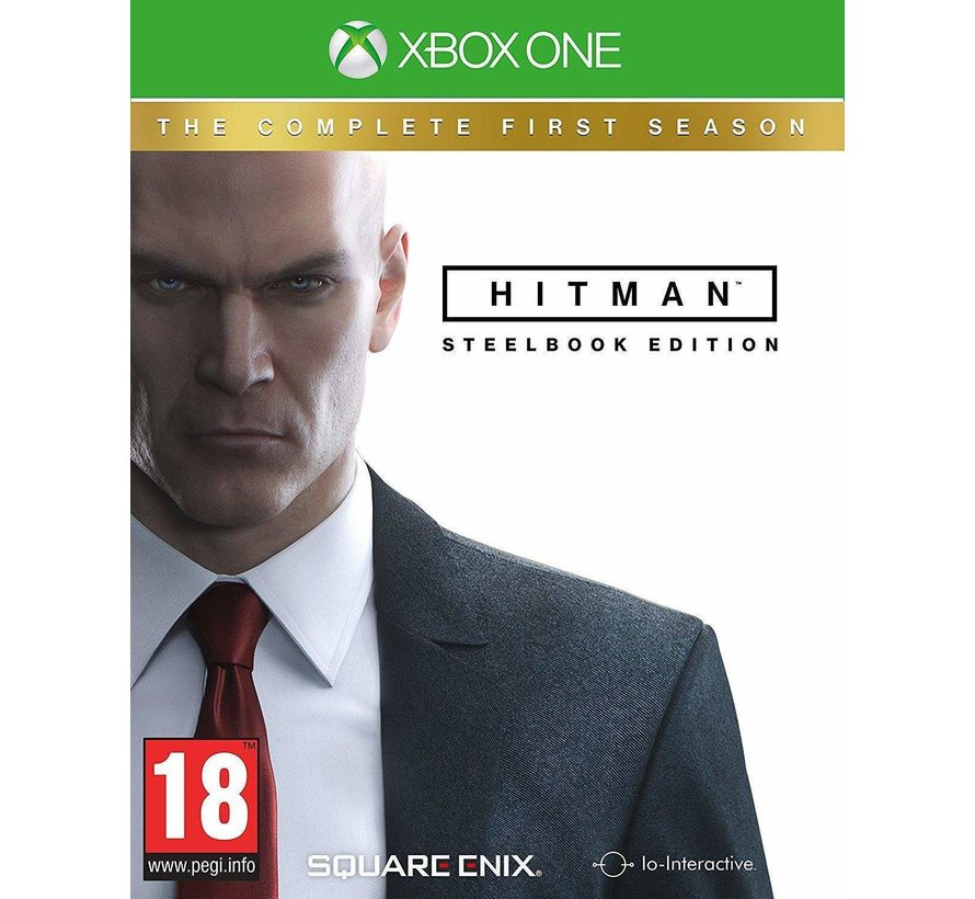 Xbox One Hitman: The Complete First Season