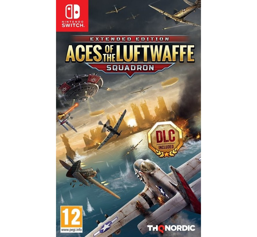 Nintendo Switch Aces of the Luftwaffe: Squadron Edition
