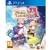 KT PS4 Atelier Lydie & Suelle: The Alchemists and the Mysterious Paintings