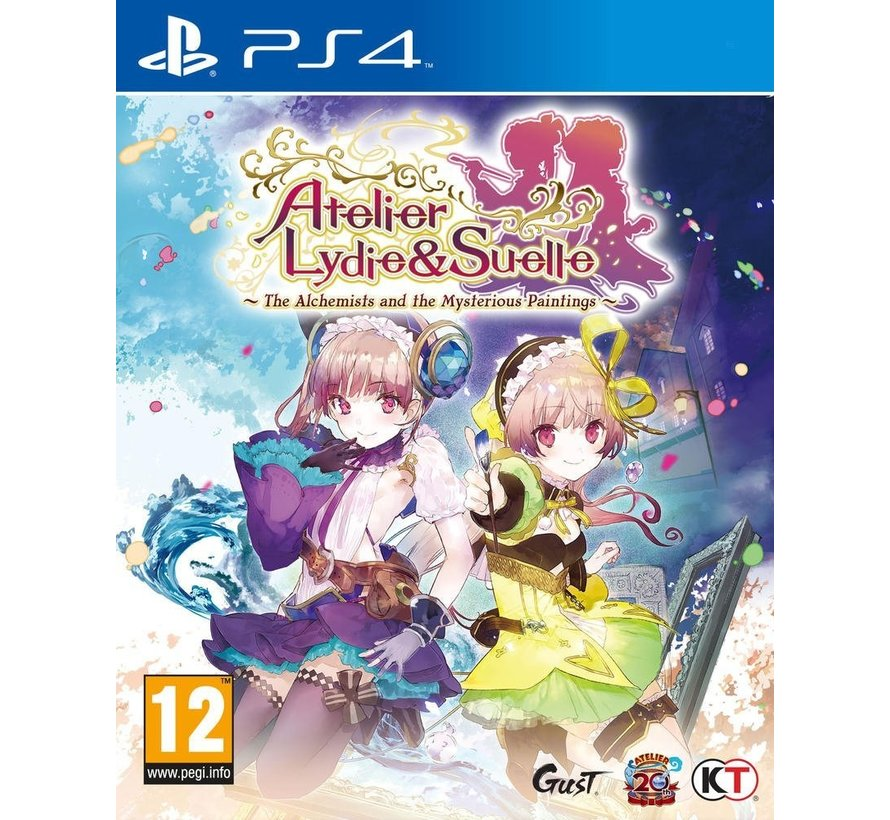 PS4 Atelier Lydie & Suelle: The Alchemists and the Mysterious Paintings kopen