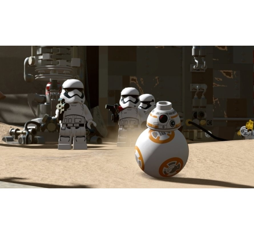 Xbox One LEGO Star Wars: The Force Awakens kopen