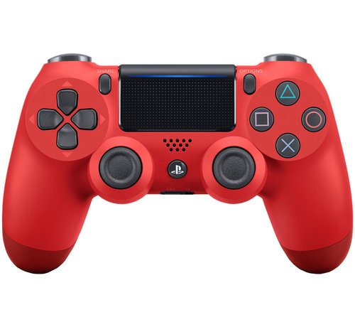 Sony PS4 Sony Wireless Dualshock 4 Controller V2 (magma red)