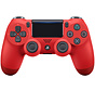 PS4 Sony Wireless Dualshock 4 Controller V2 (magma red)