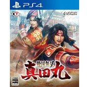 KT PS4 Samurai Warriors: Spirit of Sanada