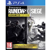 Ubisoft PS4 Rainbow Six: Siege - Advanced Edition