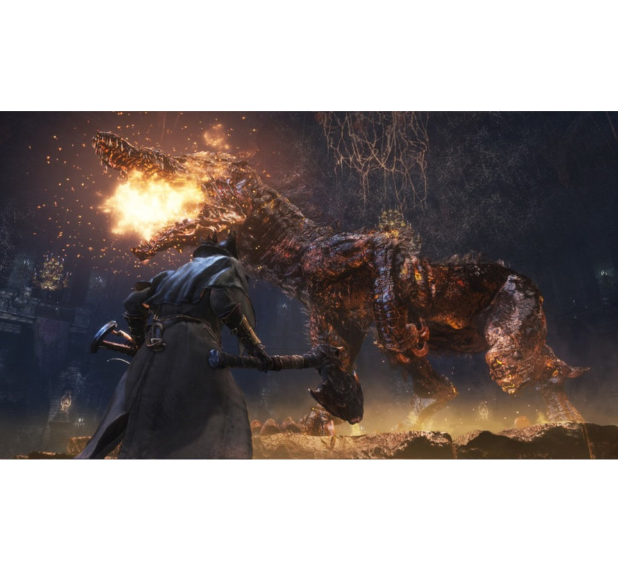 PS4 Bloodborne Game Of The Year Edition kopen