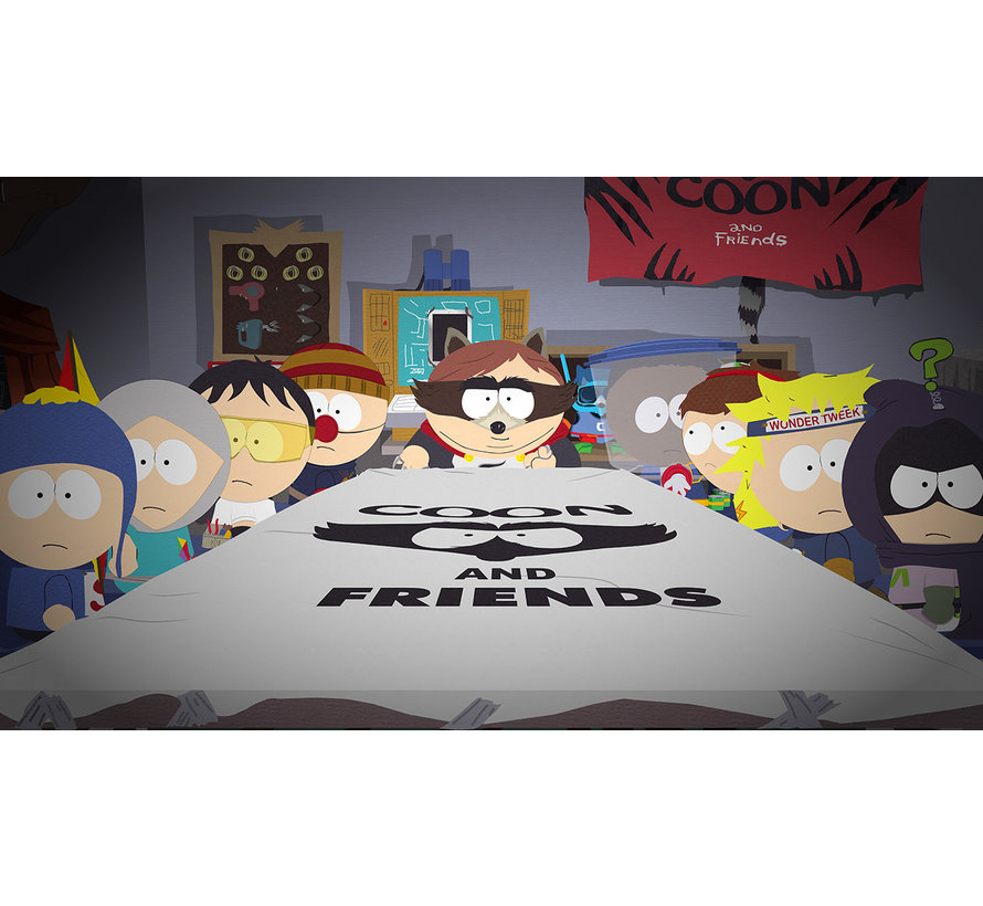 PS4 South Park: The Fractured But Whole kopen