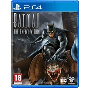 PS4 Batman: The Telltale Series 2 - The Enemy Within