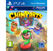 Sony PS4 Chimparty